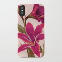 vintage floral iPhone & iPod Cases featuring Vintage Floral by 83 Oranges®