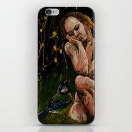 quieten pavor nocturnus remix iPhone Skin