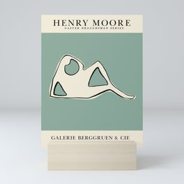 Poster-Henry Moore 1. Mini Art Print