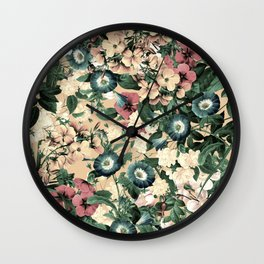 The Meadow Wall Clock