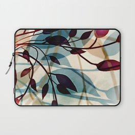 Flood of Leafs Laptop Sleeve