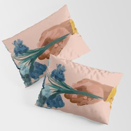 The Floral Feeling Pillow Sham
