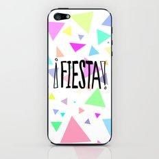 Fiesta iPhone & iPod Skin