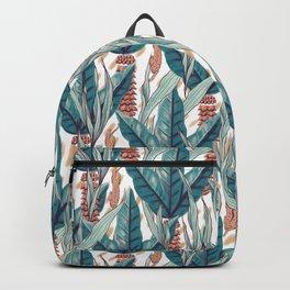 Hunter and Big Leaves #2 Backpack