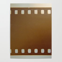 Film roll color Poster