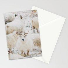 Icelandic Sheep Stationery Cards