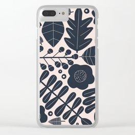 Remi Clear iPhone Case
