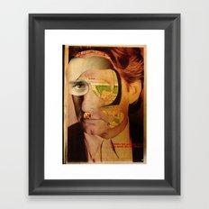 Michael D5 Framed Art Print
