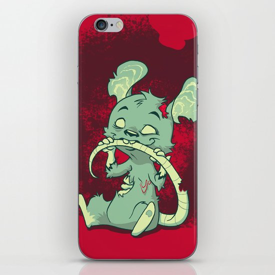 Zombie Mouse iPhone & iPod Skin