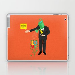 Let Love Grow Laptop & iPad Skin
