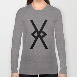 Spear of Odin Long Sleeve T-shirt