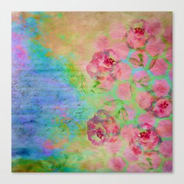 The Leila Collection Canvas Print