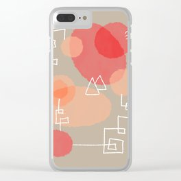 Denali Preserves Clear iPhone Case