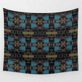 Aq Dze Wall Tapestry