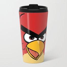 Angry Bird Metal Travel Mug