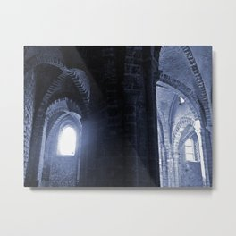 Templo Metal Print