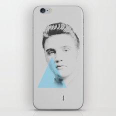 Elvis   Esperantos   Dot-file #2 iPhone & iPod Skin