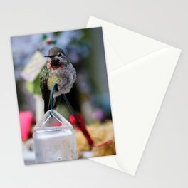 Winter oasis Stationery Cards