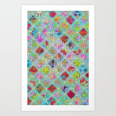 Summer's Blanket Art Print