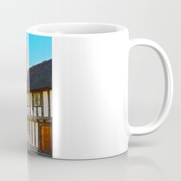 Stratford Upon Avon Timber Frame Houses  Coffee Mug