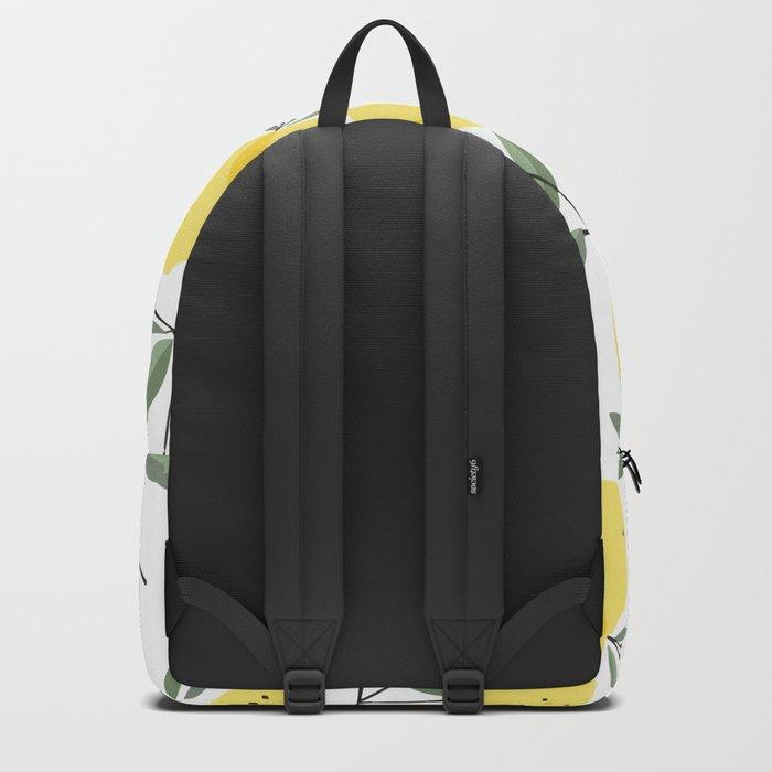 Lady of Lemon Drops Backpack