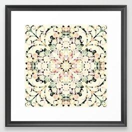 Flourish 45 Framed Art Print