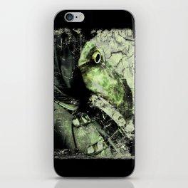 The Plague Doctor II iPhone Skin