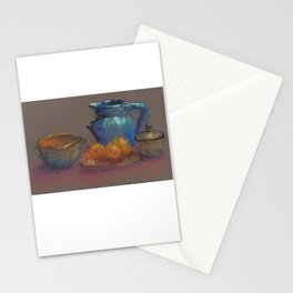Pottery Composition Stationery Cards