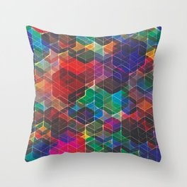 Cuben Splash 2015 Throw Pillow