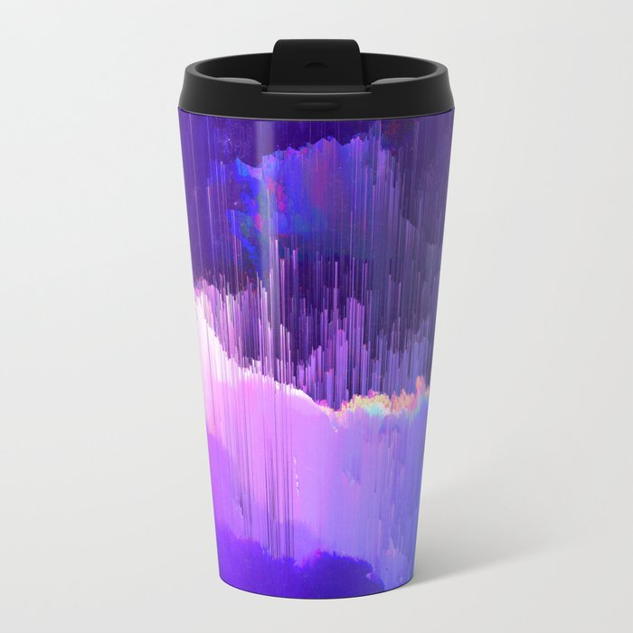 Sneakin Metal Travel Mug