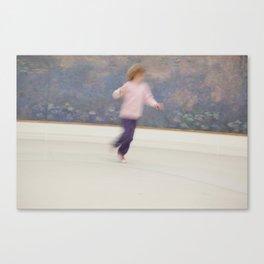 Move 2 Canvas Print