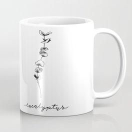Eucalyptus Stem Coffee Mug