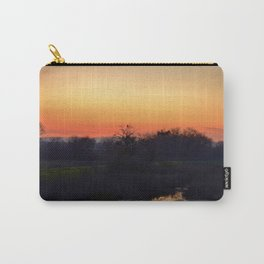 Sunset at the sanctuary  Carry-All Pouch