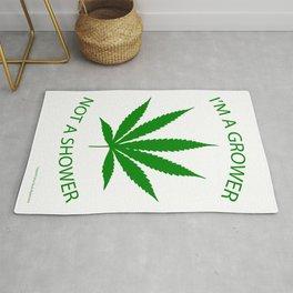 Marijuana Dispensary Legal Weed Rug