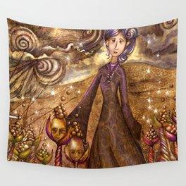 Yo soy la vida/l´m the life Wall Tapestry