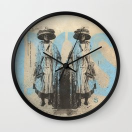 Dos Wall Clock