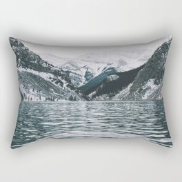 Whitemans Pond Rectangular Pillow