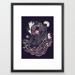 The Tide Framed Art Print