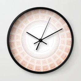 Dome Wall Clock