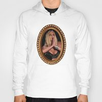 britney Hoodies featuring Britney Praying. by eriicms