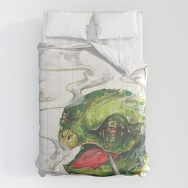 Wait... What?  Comforters
