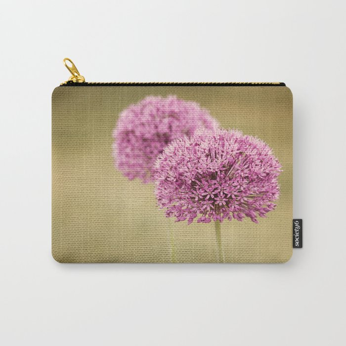 Alliums Carry-All Pouch