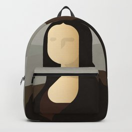 Painted Girls #1 Backpack