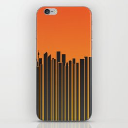 Sydney City Barcode iPhone Skin