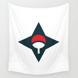 Military Police Force Wall Tapestry