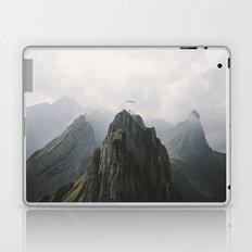 Flying Mountain Explorer - Landscape Photography Laptop & iPad Skin