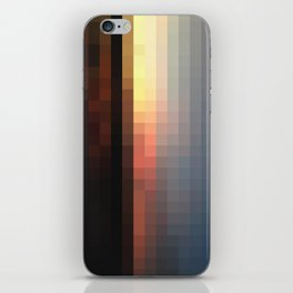 Pixel iPhone Skin