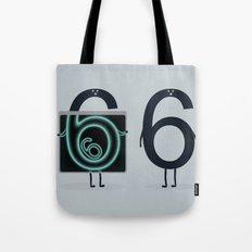 Numerical Horror Story Tote Bag