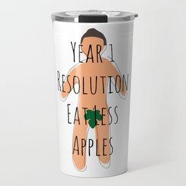 Year 1 Resolution Travel Mug