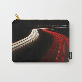 Bright Lights, Small City Carry-All Pouch